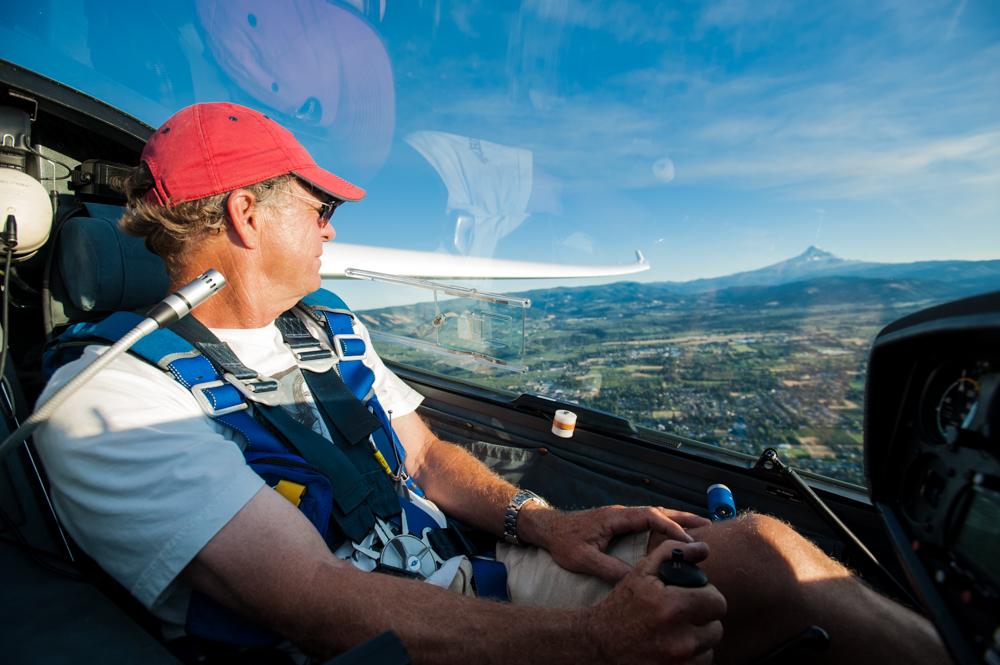 Scenic Glider Rides Hood River