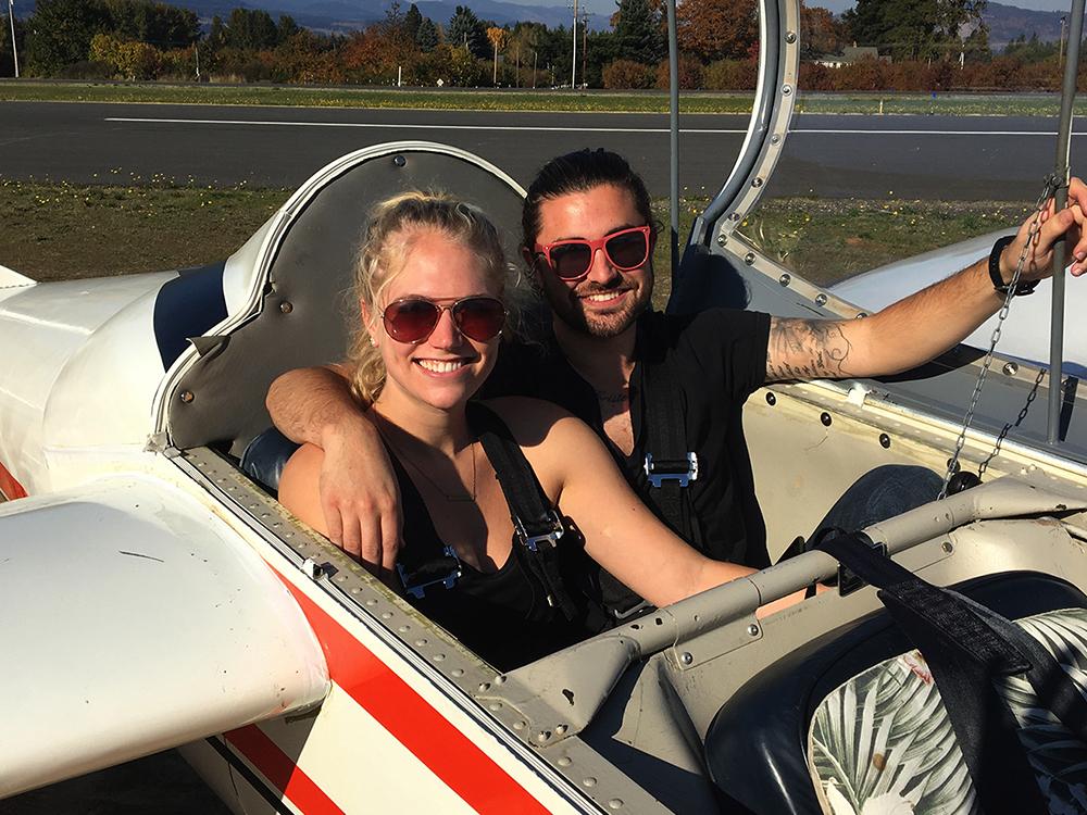 Scenic Glider Ride Hood River